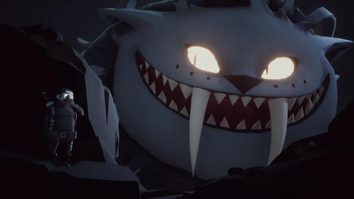 Little Devil Inside vypadá jako mix Zeldy a Monster Huntera