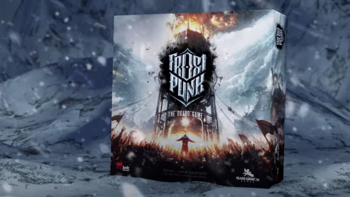 Deskovka Frostpunk od tvůrců Nemesis a This War of Mine vyjde v češtině