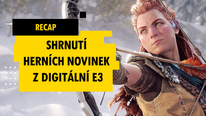 Souhrn nových her ze streamů Sony a PC Gaming Show