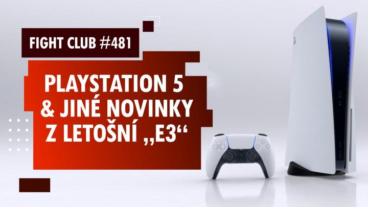 Fight Club #481 o PlayStation 5 a jeho exkluzivitách