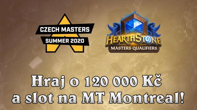 Czech Hearthstone Masters