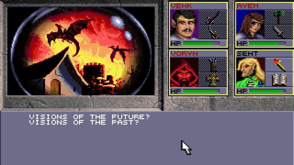 GOG rozdává D&D trilogii Eye of the Beholder