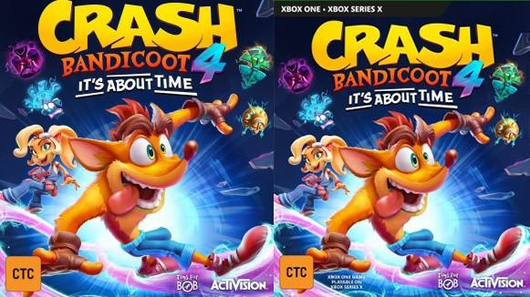 Tchajwanská ratingová společnost prozradila existenci Crash Bandicoot 4