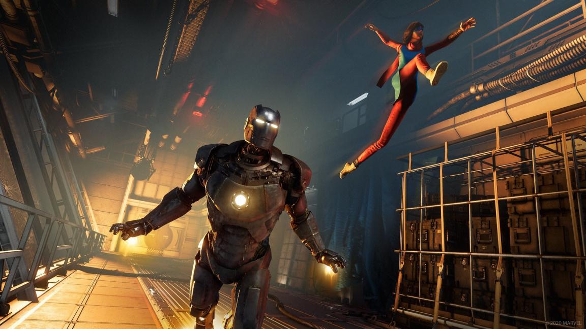 Hardwarové nároky Marvel's Avengers jsou velmi přívětivé