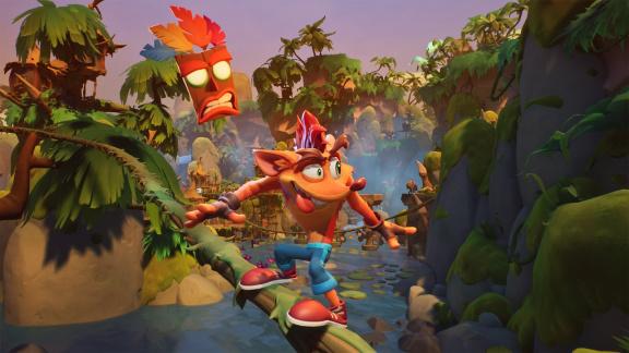 Slavný Crash Bandicoot se skutečně vrací ve čtvrtém dobrodružství plném změn