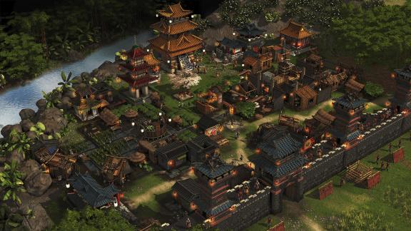 Podívejte se na 40 minut z hraní kampaně Stronghold: Warlords