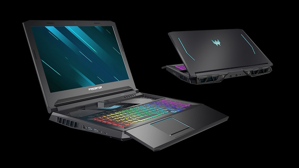 Bestie s vysouvací klávesnicí bude mít ještě vyšší výkon. Ale co na to chlazení?