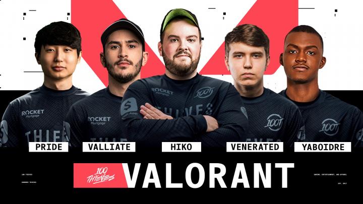 Kolik si vydělá profesionální hráč Valorantu?