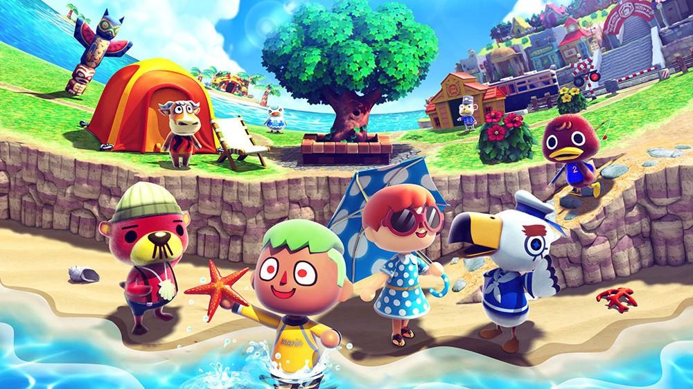 První z letních updatů pro Animal Crossing: New Horizons vás nechá se potápět