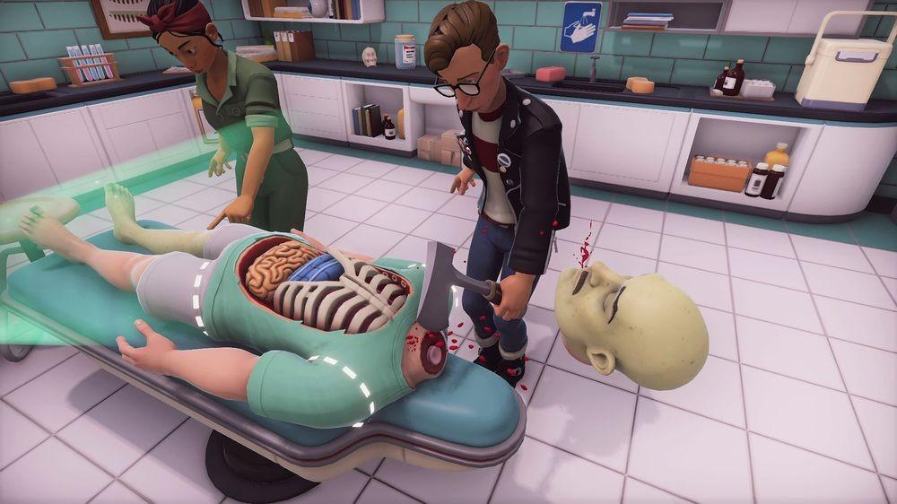 Surgeon Simulator 2 bude ještě šílenější díky kooperaci a… bowlingu?