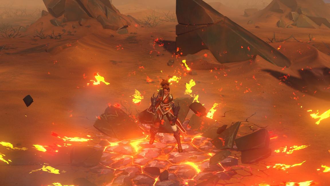 V akčním RPG Magic: Legends nebudou v rámci mikrotransakcí chybět boostery