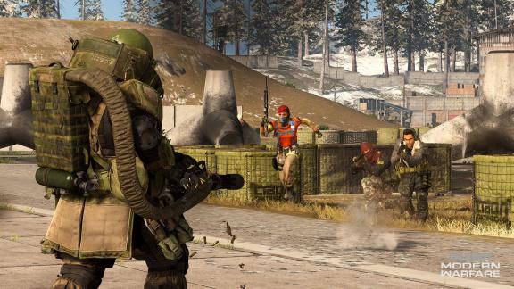Battle royale Call of Duty Warzone zavádí zápasy pro 200 hráčů