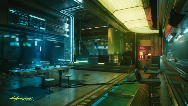 Cyberpunk 2077 RTXOn