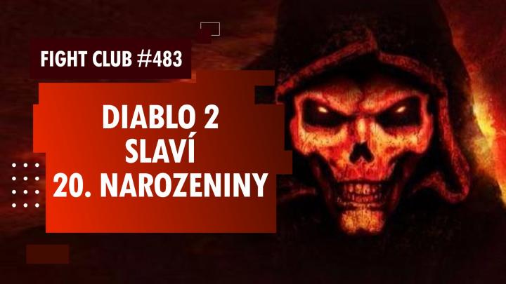 Fight Club #483: Výročí Diablo II a jeho následovníci