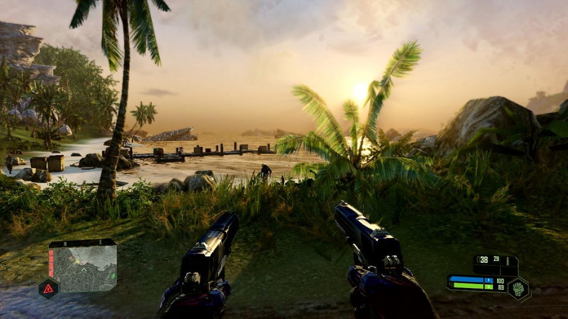 Crysis Remastered vyjde na Switchi podle původního plánu