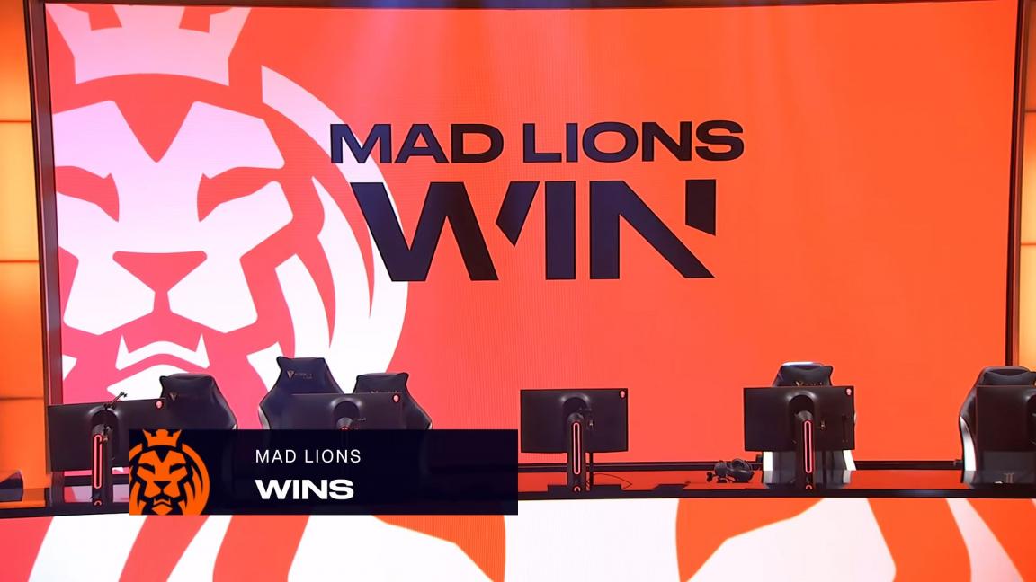 MAD Lions ovládnuli první polovinu sezóny v League of Legends