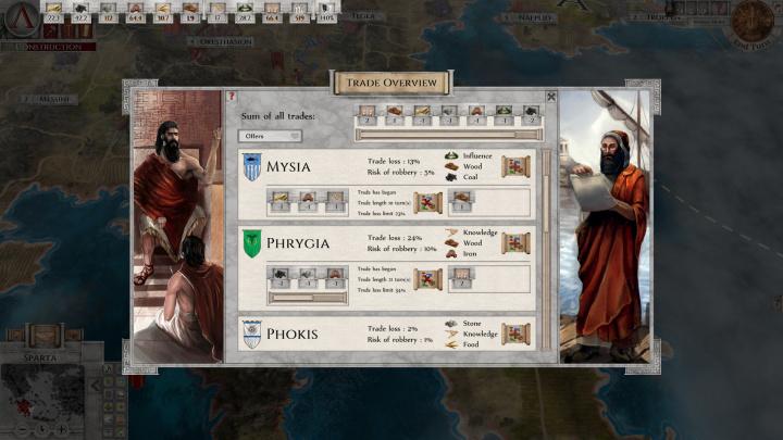 Brzo vyjde česká antická strategie Imperiums: Greek Wars