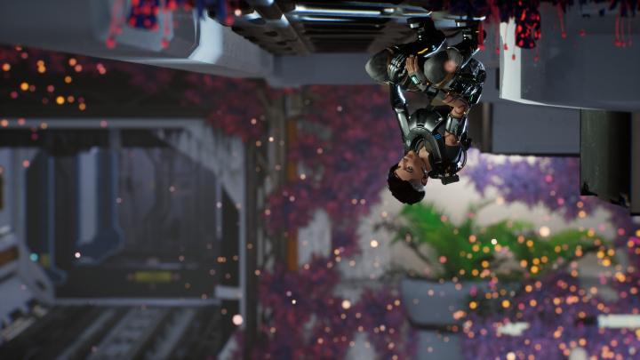 Sky Beneath kombinuje Portal a Laru Croft