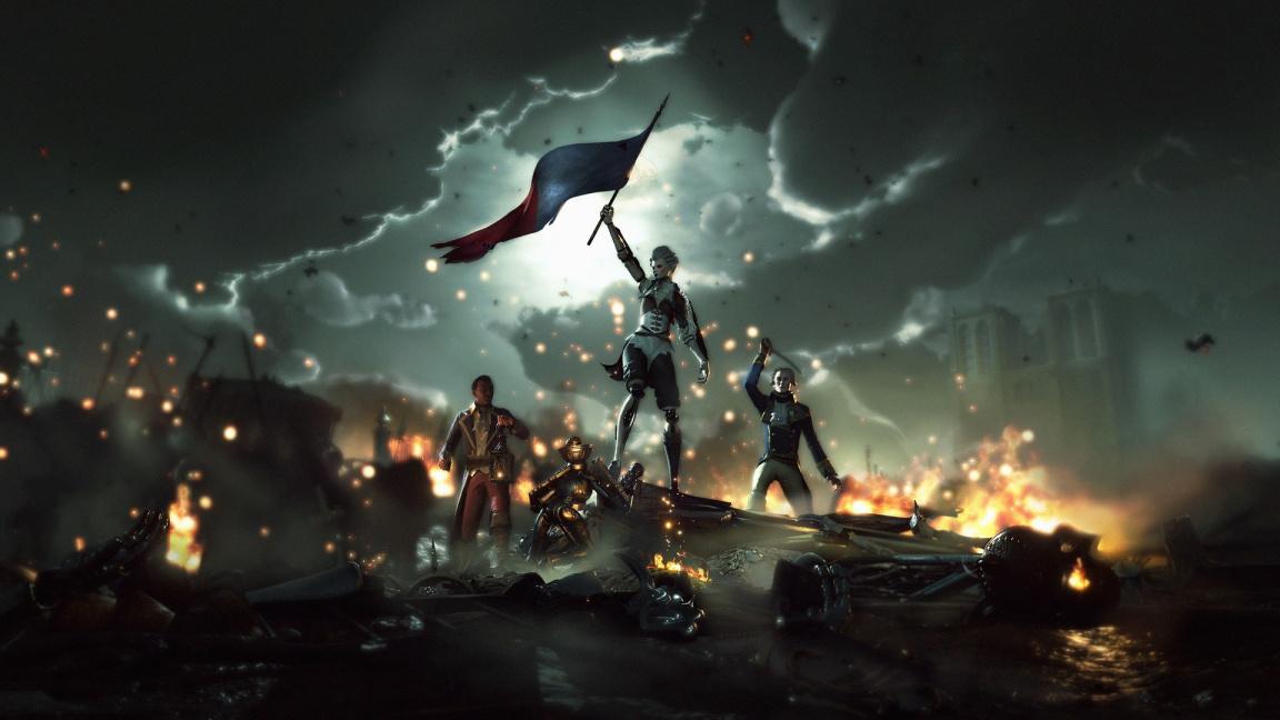 V novém RPG od tvůrců GreedFallu bojujete proti robotům Ludvíka XVI.