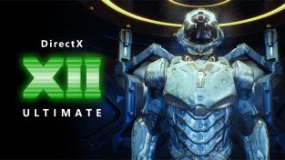 Grafiky GeForce RTX podporují nejnovější DirectX 12 Ultimate