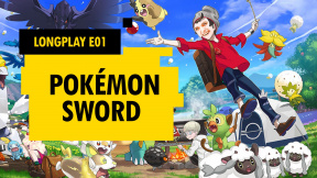 LongPlay - Pokémon Sword: Mistr a učeň