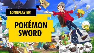 Sledujte od 14:00 LongPlay Pokémon: Sword #01: Mistr se rozkoukává, učeň radí