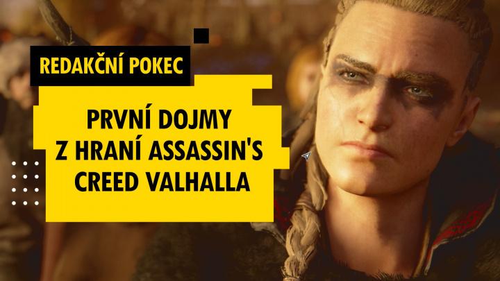 Redakční pokec o Assassin's Creed Valhalla