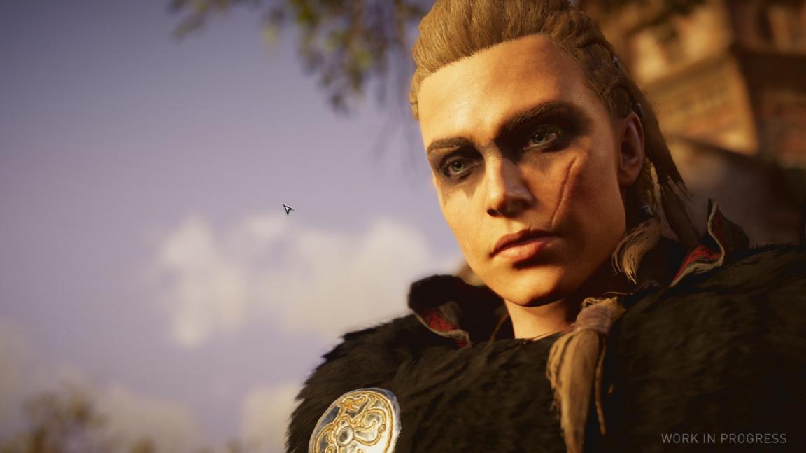 Ubisoft nepřiznaně vydal novou verzi prvního traileru Assassin's Creed Valhalla s ženskou hrdinkou