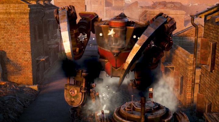 Mechové Rusvětského svazu na vás v Iron Harvest půjdou s kosami a raketomety