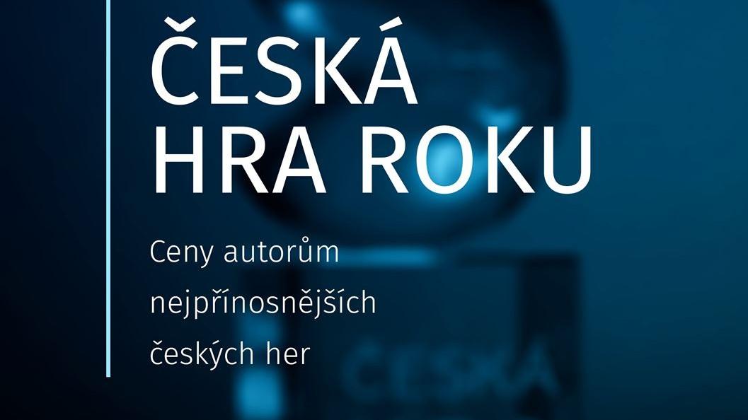 Vyhlášení České hry roku dostává náhradní termín