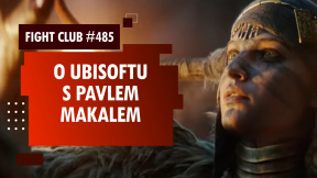 Fight Club #485 s Pavlem Makalem o UbiForward