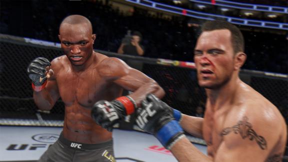 UFC 4 vyjde už za měsíc a nevypadá, že se oproti předchozím dílům posunulo