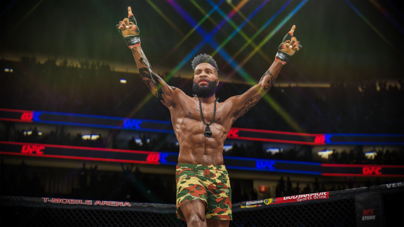 EA z UFC 4 po stížnostech hráčů odstranilo agresivní reklamu