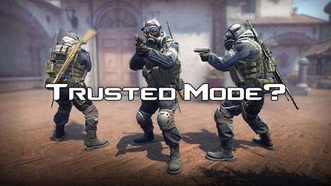 Nový update CS:GO opravuje problémy s Trusted módem