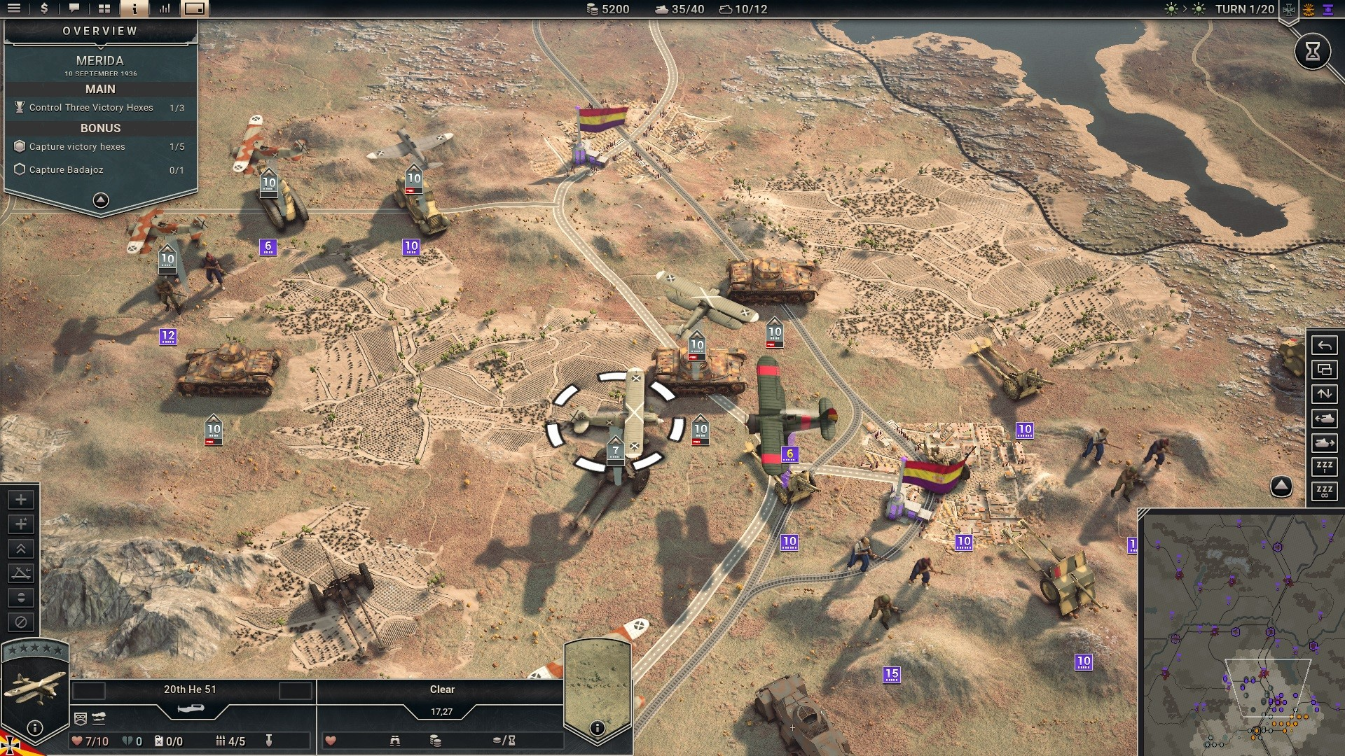 Panzer Corps 2: Axis Operations - Spanish Civil War