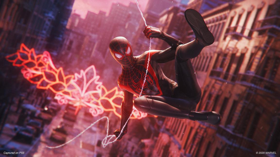 Potvrzeno: Nový Spider-Man poběží na PlayStationu 5 ve 4K a 60fps
