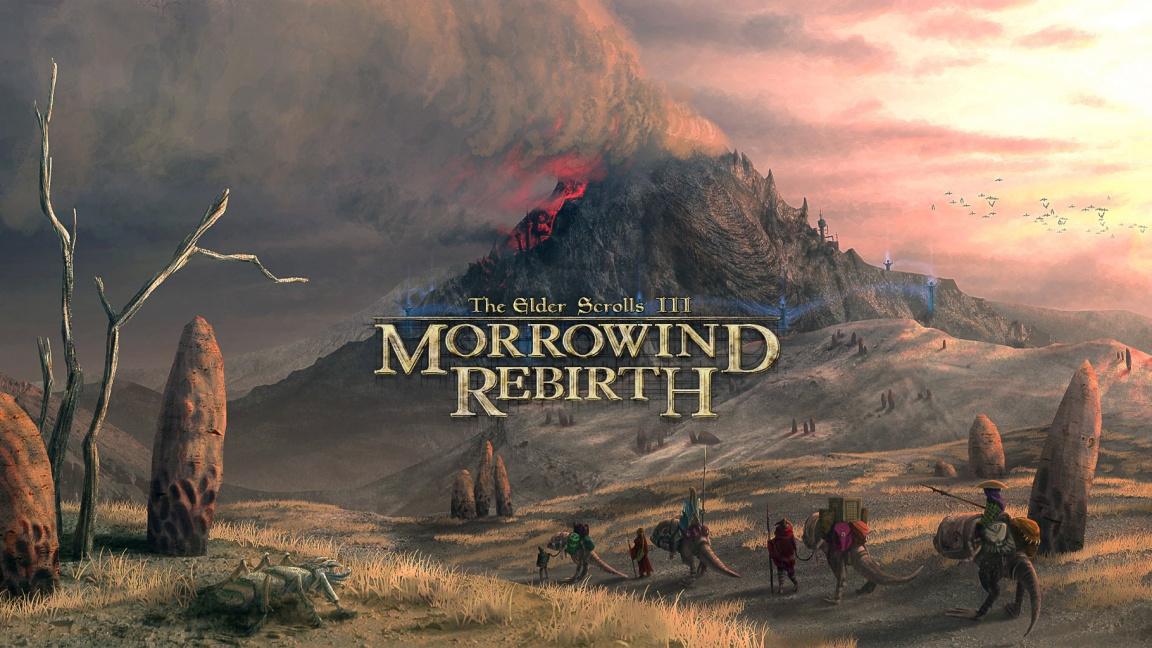 Vychází nová verze revitalizovaného Morrowindu