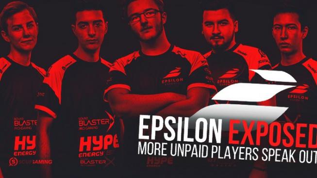 Bývalí členové Epsilon Esports stále čekají na své peníze