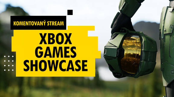 Přenos Xbox Game Showcase s českým komentářem