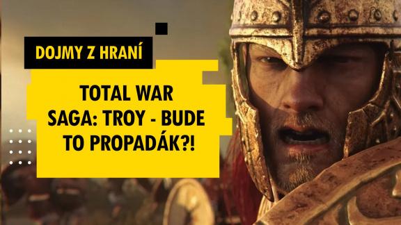 VIDEO: Rozpačité dojmy z Total War: Troy