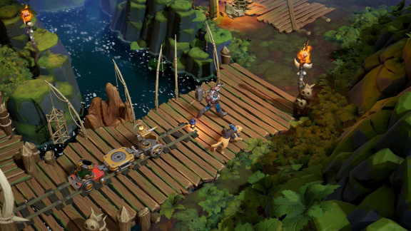 Masivní update rozšiřuje Torchlight III o endgame