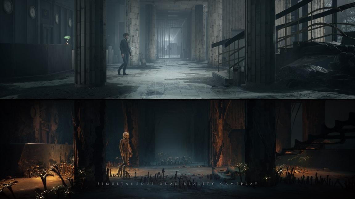 The Medium v novém traileru ukazuje propojení dvou světů