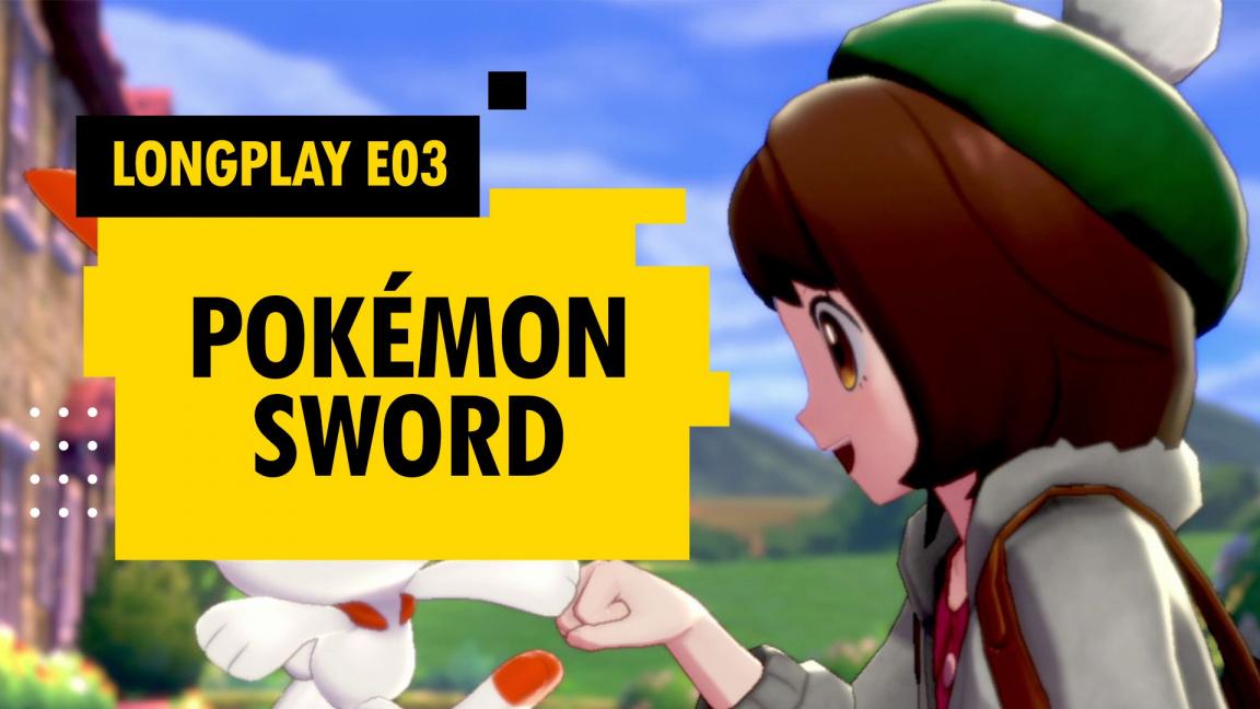 LongPlay Pokémon Sword: Mistr a učeň #3