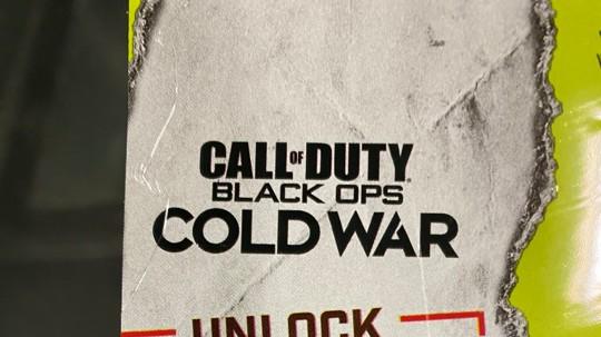 Pytel Doritos odhalil nový díl Call of Duty, zřejmě půjde o reboot Black Ops