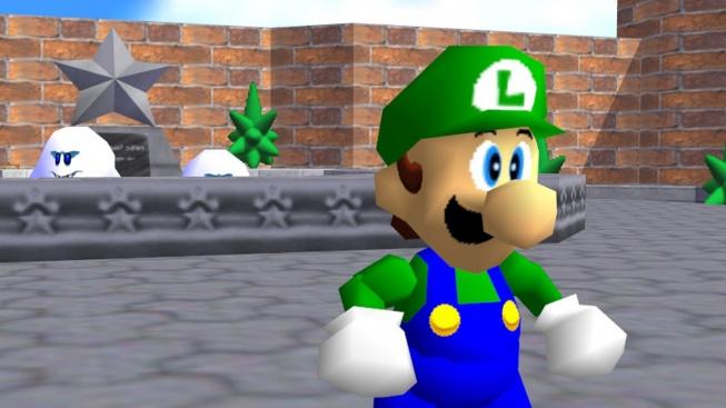 Super Mario 64 na PC předvádí ray-tracing