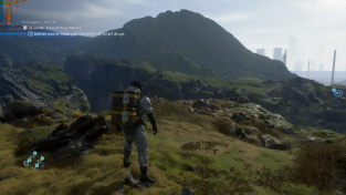 Death Stranding PC – DLSS Quality