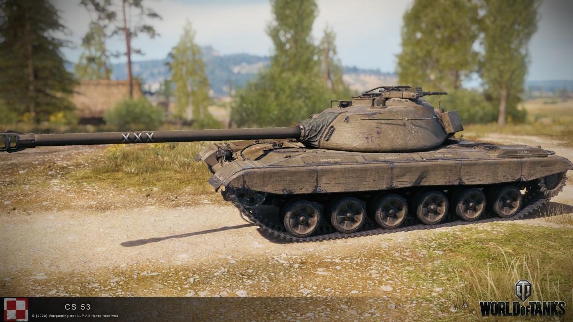 World of Tanks oslavuje první kulatiny přepracovaným vybavením a novými polskými tanky