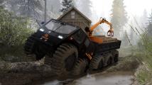Spintires: SHERP Ural Challenge DLC