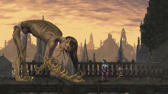 Update výborné Blasphemous přidává New Game+, příběh a mnohem víc