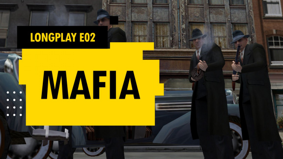 LongPlay - hrajeme Mafia: The City of Lost Heaven, díl 2.